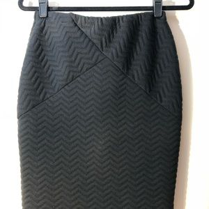 Joe B Medium Elastic waist pencil skirt